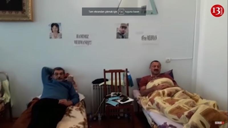 Müsavat Partiyasında Mehmana dəstək üçün keçirilən aclıq aksiyası 6 gündür davam edir