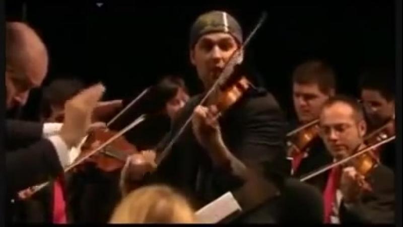 Beethoven - Violin Concerto in D Major, Op. 61 - David Garrett and Gabor Takacs