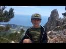 Видео привет из солнечного Крыма для нашего Летнего марафона!