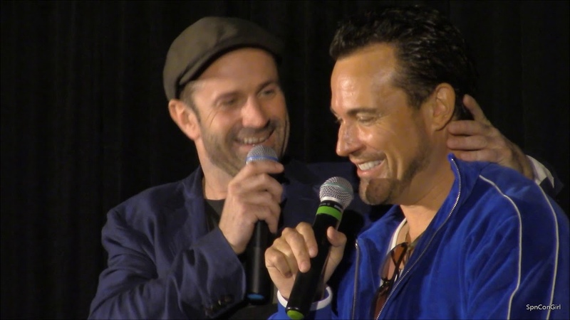 NJCon 2018 David Haydn-Jones and Adam Fergus FULL Friday Panel Supernatural