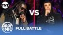 Drop The Mic Lonzo Ball vs. T-Pain - FULL BATTLE TNT
