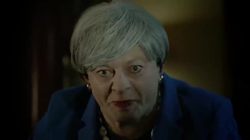 Раздвоение личности у Терезы Мэй на фоне подписания Brexit