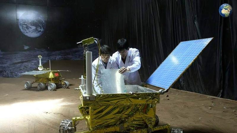 Эксперт объяснил суть биологического эксперимента Китайцев на Луне