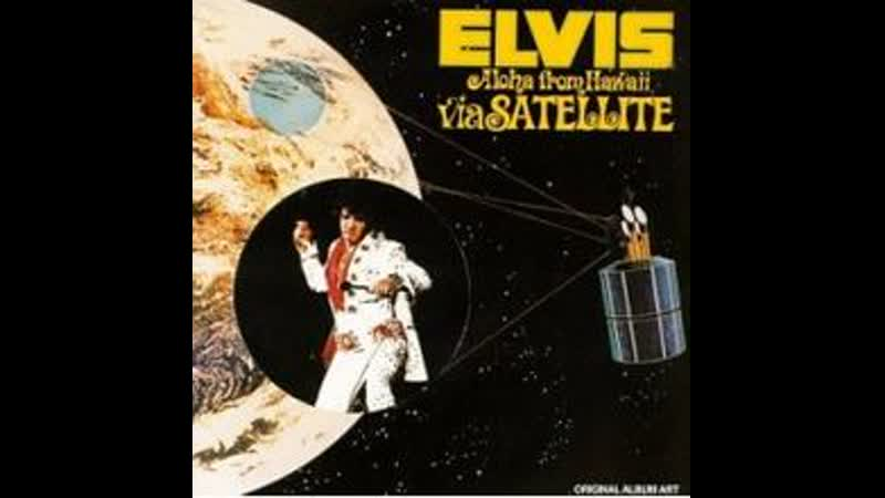 Elvis Presley - I Cant Stop Loving You (Live in Aloha from Hawaii Via Satellite 1973)