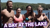 A Day at the Lake with Crossfit Games Qualifiers Chyna Cho Kenzie Riley and Paige Semenza