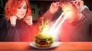 Обычная еда против еды для супергероев 7 идей Челлендж
