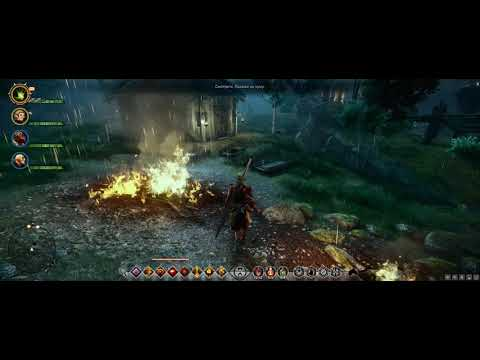Dragon Age Inquisition 22: Бурая Трясина
