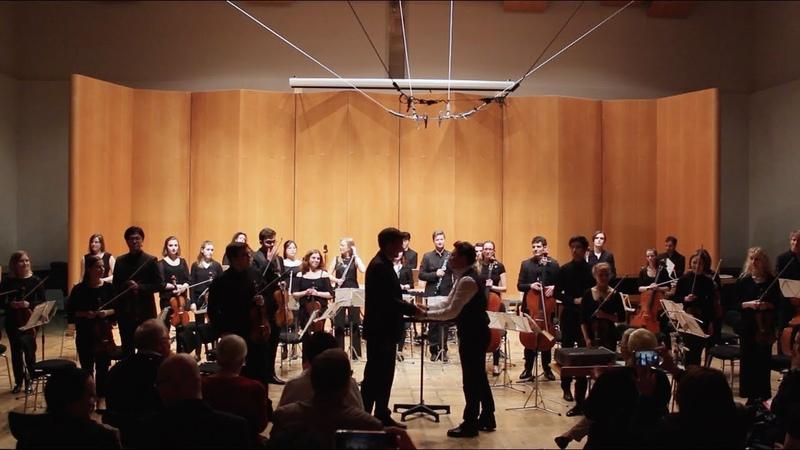 Evgeny Grigorovich - TARANTELLA (Weimar Chamber Orchestra)
