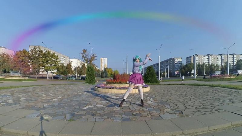 【Umi Rokuro】 Hallo\Haw are you? dance