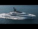 SEVEN SINS Yacht 52m by Sanlorenzo, extt.Officina Italiana Design 2017
