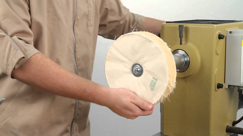 Buffing with the Beall Buffing System | Woodturning