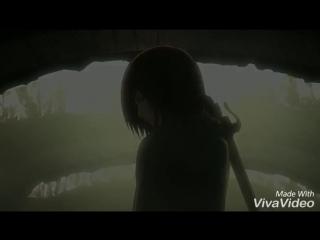 Shingeki no kyojin-Ты плыви венок.