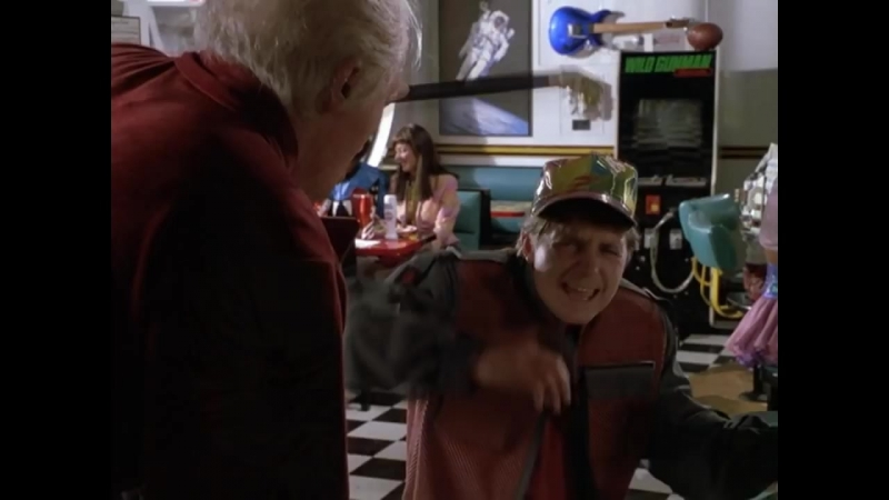 Back to the Future 2 Trailer