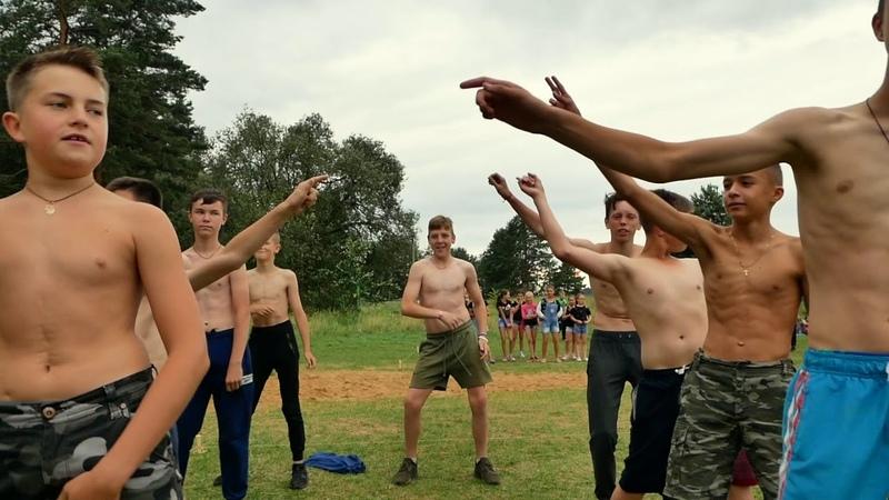 ЗЛ САЛЮТ г Кимры 3 смена 2018г STARTEEN