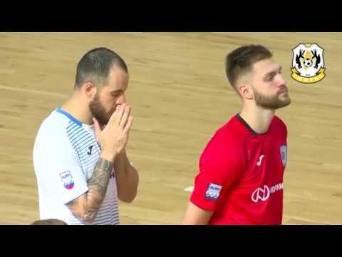 Суперлига 2018-19. 5 тур Тюмень - Норильский никель 1 игра