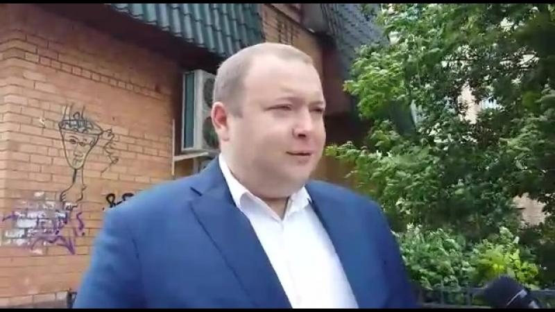 Интервью с президентом Красногорской Торгово-промышленной палаты Денисом Французовым