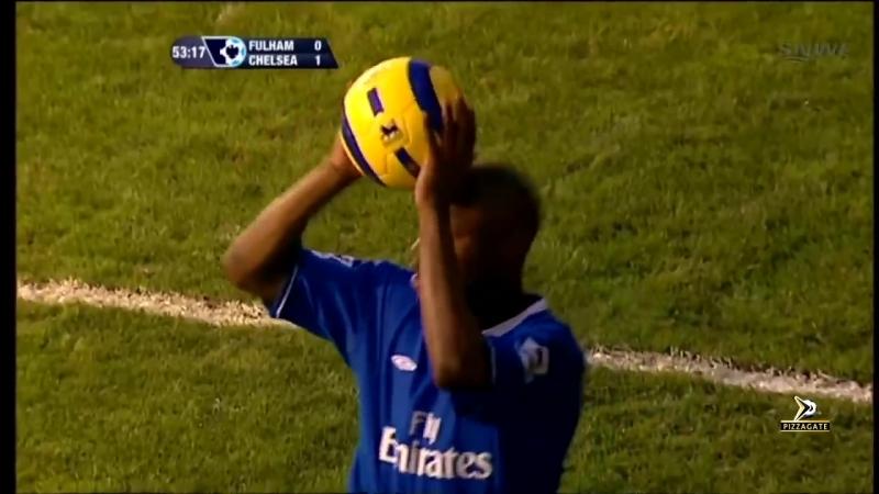 Fulham 1 4 Chelsea 2004 2005 60fps HD 60fps