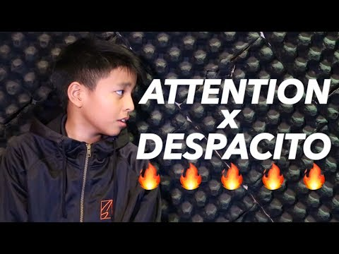 ATTENTION x DESPACITO (Mashup) | Sam Shoaf