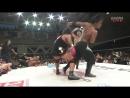 YAMATO Ben K Naruki Doi Masato Yoshino BxB Hulk vs Shingo Takagi Eita Yasushi Kanda Takashi Yoshida Big R Shimizu Drag