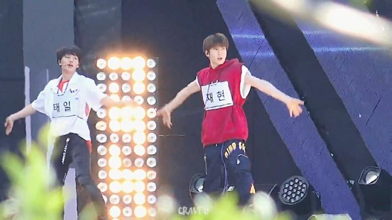 [fancam] 180723 NCT 127 - TOUCH/rehearsal (JF) @ Music Core Ulsan Summer Festival