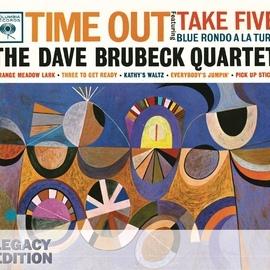 The Dave Brubeck Quartet альбом Time Out