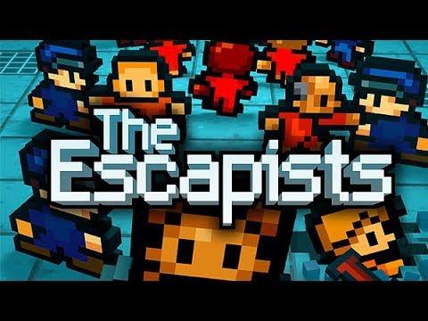 Прохождение игры The Escapists: Alcatraz DLC 18