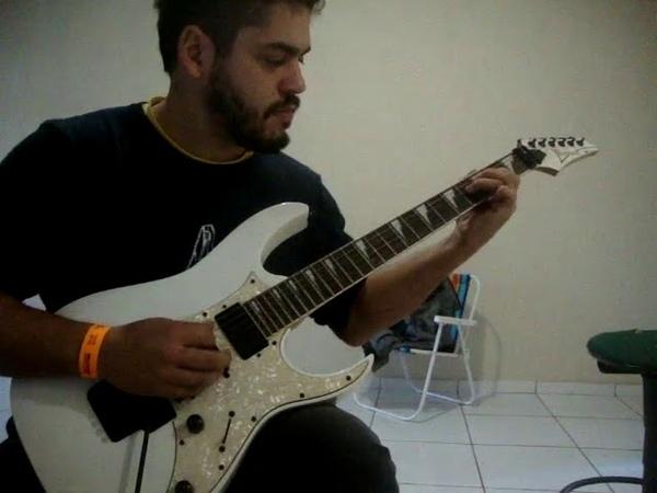 Blitzkrieg Metallica Guitar Cover With Solo 91 of 151