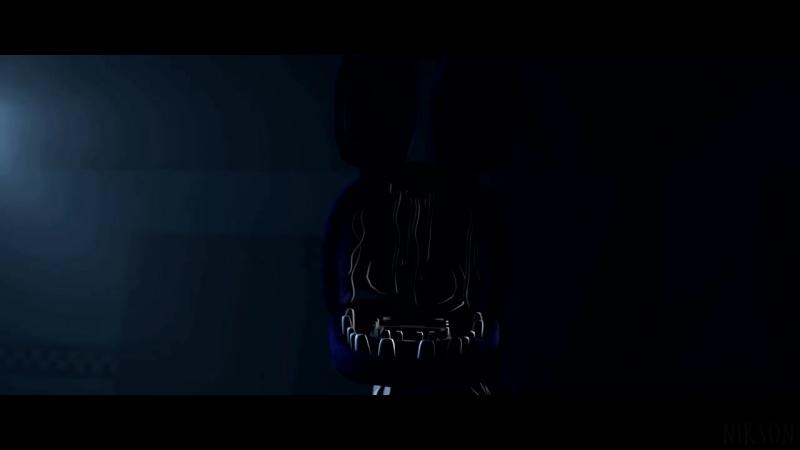 [FNAF SFM] Bonnie's Face (Five Nights at Freddy's 2 Animation).mp4