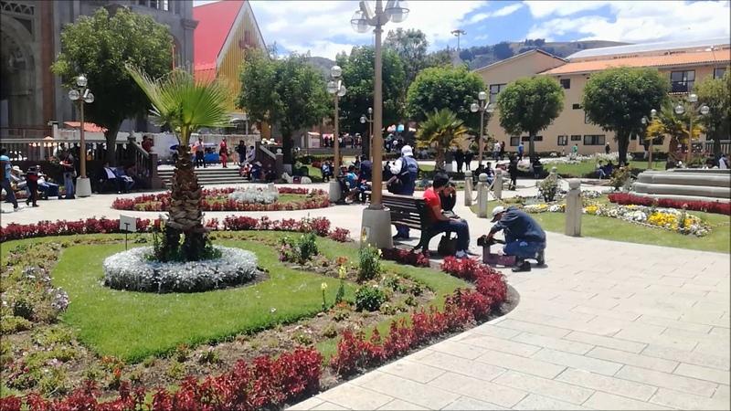 Turismo en la ciudad de Huaraz Perú