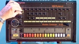 The Roland TR-808 In Action