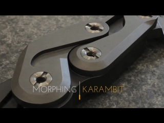 Caswell Morphing Karambit Introduction Video