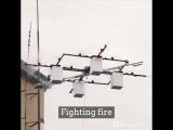 Летающие дроны, которые помогают людям