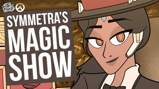 Symmetra's Magic Show - Overwatch Animated