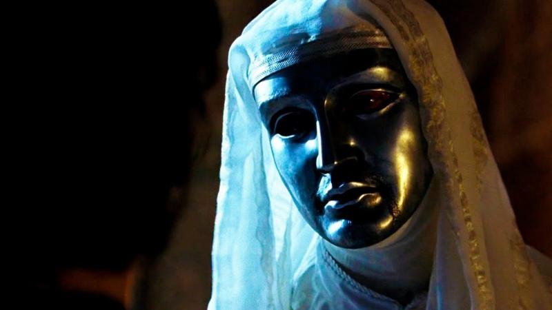Король Иерусалима Разговаривает с Балианом,сына Готфрида / Царство небесное(2005)Момент HD