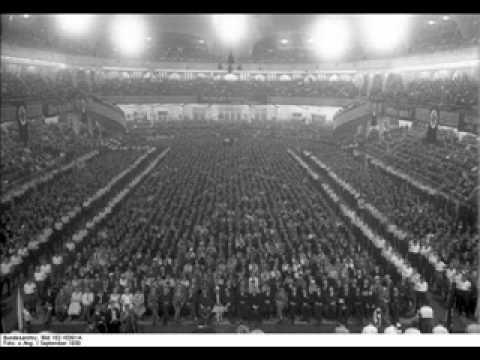 1933-02-10 - Adolf Hitler, Joseph Goebbels, Fritz Laukisch - Rede im Sportpalast - Teil 1