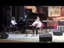 Выступление на конкурсе Jazz-Time