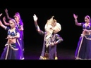 Ансамбль индийского танца Маюри Mayuri фестиваль ПЕТРОДЖАЗ танец 23 09 2018 С Петербург