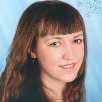 Анкета Елена Шестакова