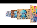 Sieva - Octopus Сollection _ YOU SEE ART paint
