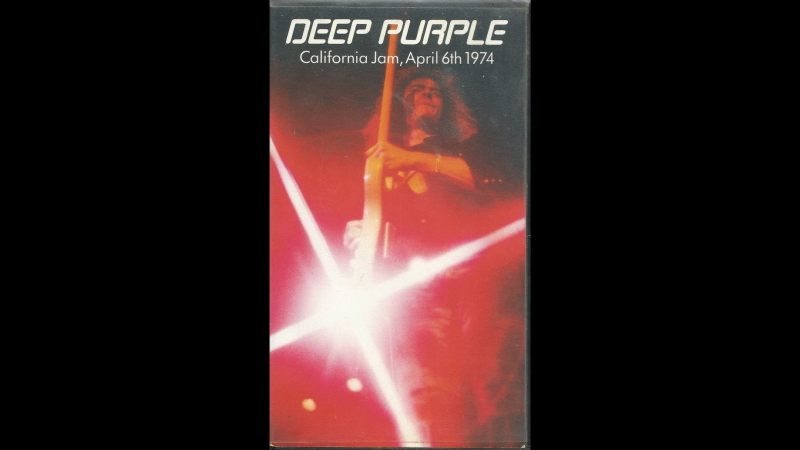 Deep Purple 1974 California Jam