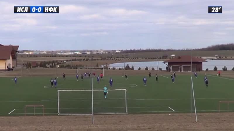 Гол Григора Агекяна в ворота «НФК»