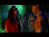 Знакомство с Нави - Аватар (2009) [отрывок / фрагмент / эпизод]