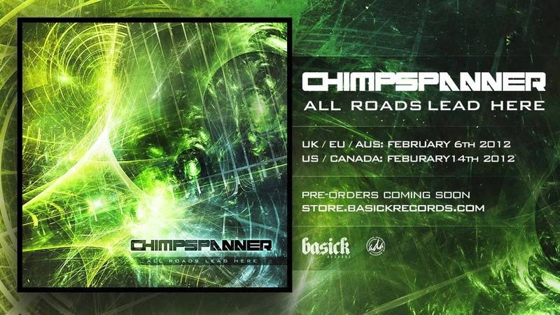 CHIMP SPANNER - Mӧbius Pt III (Official HD Audio - Basick Records)