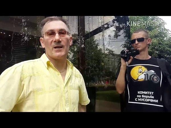 Дикий дисантник Асхаб Алибеков под арестом в Краснодаре.