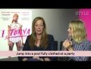 Интервью для «Style Play» в рамках промоушена фильма «Я, Тоня» в Лондоне, Англия | 16.02.18