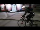 Cyclocross night ride