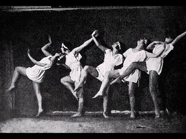 «Забытый танец авангарда: пластические студии 1920-х годов»