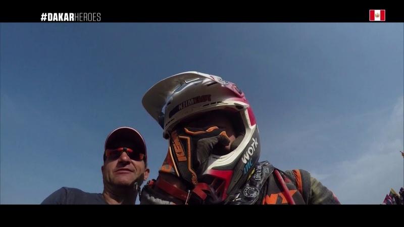 Dakar Heroes Stage 10 Pisco Lima Dakar 2019