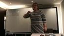Надежда Токарева 10 11 11 2018 Д 2 2 Большой семинар г Барселона Испания День 2