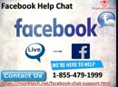 1 855 479 1999 Facebook Help Chat ensures quick help to the users